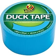 Duck Tape® Brand Colored Duct Tape, Electric Blue