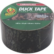 """Duck Tape® Brand Duct Tape, Realwoods Camoflauge, 1.88""""x 10 Yards"""