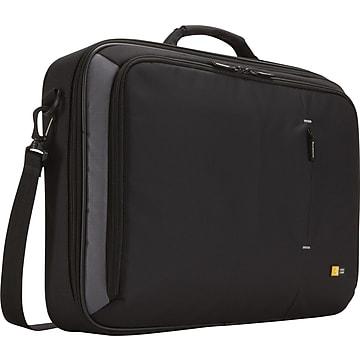 Case Logic Laptop Suitcase, Black Nylon (VNC-218BLACK)
