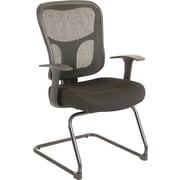 Tempur-Pedic® TP8100 Ergonomic Mid-Back Guest Chair, Grey