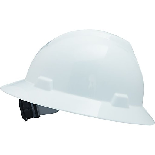 326288ba00a MSA Safety® V-Gard® Non-Slotted Protective Caps and Hard Hats ...