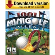 1001 Minigolf Challenge for Windows (1 - User) [Download]