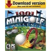 1001 Minigolf Challenge pour Windows (1 utilisateur) [Téléchargement]