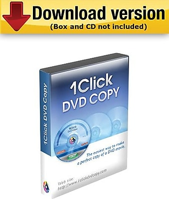 1CLICK DVD COPY for Windows (1-User) [Download]