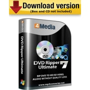 4Media – Extracteur DVD Ultimate pour Windows (1 utilisateur) [Téléchargement]