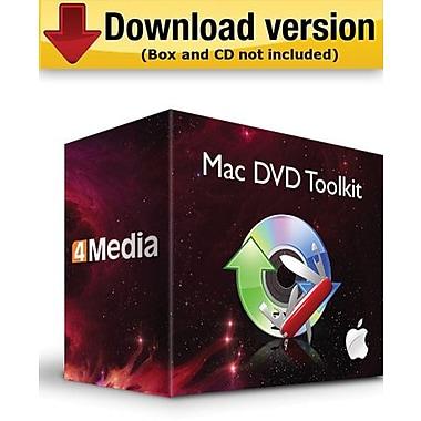 4Media – Outils DVD pour Mac (1 utilisateur) [Téléchargement]