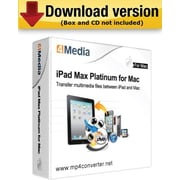 4Media iPad Max Platinum for Mac (1-User) [Download]