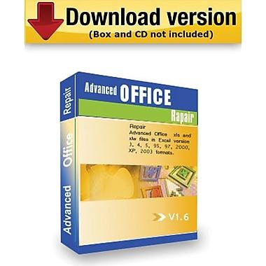 Logiciel de récupérations pour Office Advanced Office Repair pour Windows (1 utilisateur) [téléchargement]