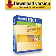 Advanced Office Repair for Windows (1-User) [Download]