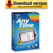 AnyTime Organizer 12. 0 for Windows (1-User) [Download]