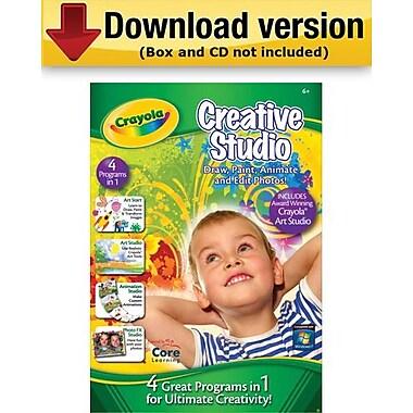 Crayola – Creative Studio pour Windows (1 utilisateur) [Téléchargement]