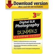 Digital SLR Photography For Dummies - 6 Month Access for Windows (1-User) [Download]