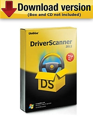 DriverScanner 2013 for Windows (1-User) [Download]
