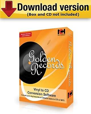Golden Records Vinyl to CD Converter for Windows (1-User) [Download] 955168