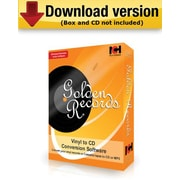 Golden Records Vinyl to CD Converter for Windows (1-User) [Download]