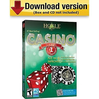 Hoyle Casino Games 2012 pour Windows (1 utilisateur) [Téléchargement]