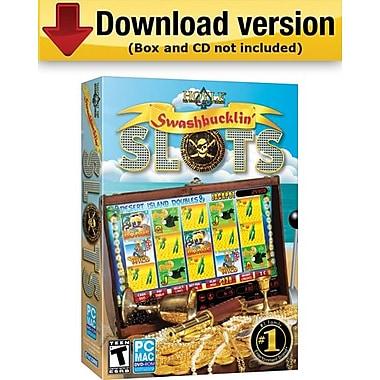 Encore – Hoyle Swashbucklin' Slots pour Windows (1 utilisateur) [Téléchargement]