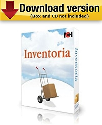Inventoria for Windows (1-User) [Download]
