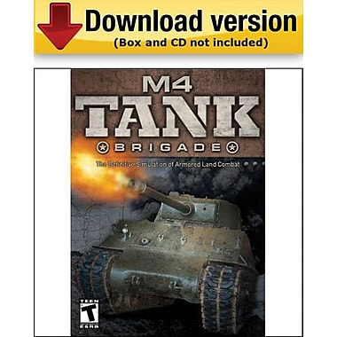 M4 Tank Brigade for Windows (1-User) [Download]