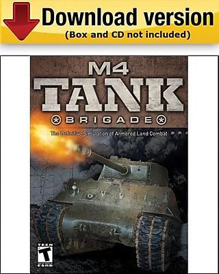M4 Tank Brigade for Windows (1-User) [Download]