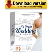 My Perfect Wedding Planner for Windows (1-User) [Download]