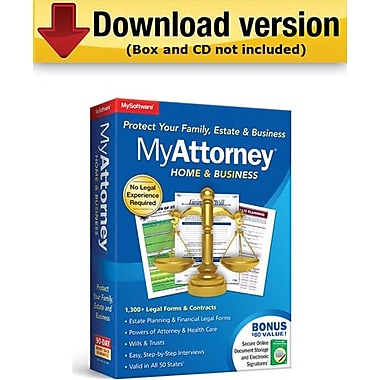 MyAttorney Home & Business for Windows (1-User) [Download]
