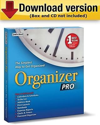 Organizer Pro 8 for Windows (1-User) [Download]