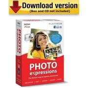 Photo Expressions Platinum 5 pour Windows (1 utilisateur) [Téléchargement]