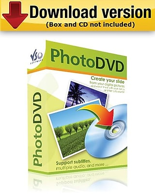 PhotoDVD for Windows (1 - User) [Download]