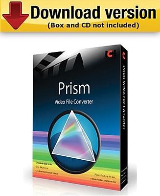 Prism Plus Video Converter for Windows (1-User) [Download]