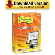 Professor Teaches Publisher 2010 for Windows (1-User) [Download]