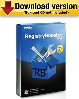 RegistryBooster 2013 for Windows (1-User) [Download]
