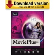 Serif MoviePlus X6 for Windows (1-User) [Download]