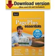 Serif – PagePlus Essentials Deluxe pour Windows (1 utilisateur) [Téléchargement]