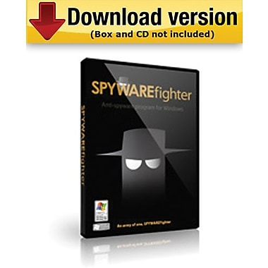 SPYWAREfighter for Windows (1 - User) [Download]