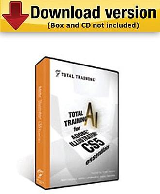 Total Training for Adobe Illustrator CS5:Essentials for Windows (1-User) [Download]