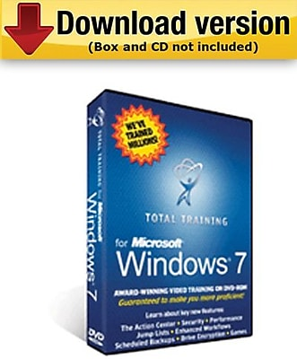 Total Training for Microsoft Windows 7 for Windows (1-User) [Download]