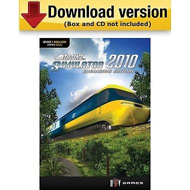 Trainz Simulator 2010: Engineers Edition for Windows (1-User) [Download]
