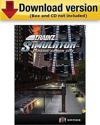 Trainz Simulator: Classic Cabon City for Windows (1-User) [Download]