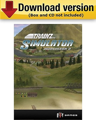 Trainz Simulator: Murchison 2 for Windows (1-User) [Download]