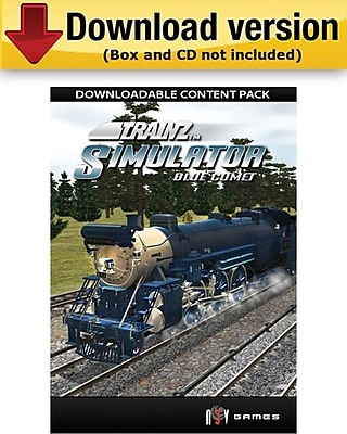 Trainz: Blue Comet for Windows (1-User) [Download]