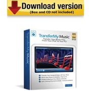 TransferMy Music for Windows (1-User) [Download]