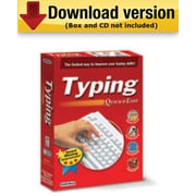 Typing Quick & Easy 17. 0 pour Windows (1 utilisateur) [téléchargement]