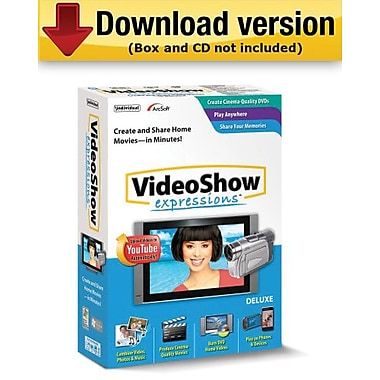 VideoShow Expressions 2 for Windows (1-User) [Download]