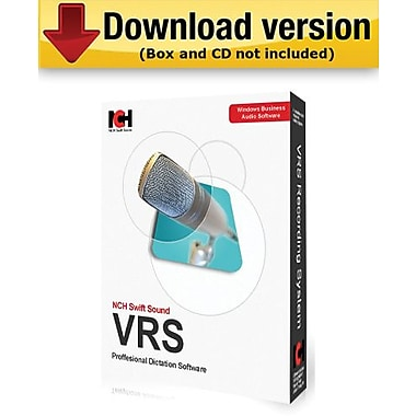 VRS Recording System 7 Lines for Windows (1-User) [Download]