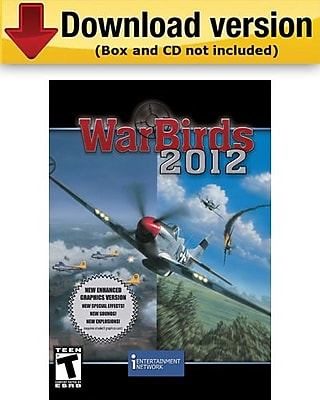 Warbirds 2012 for Windows (1-User) [Download]