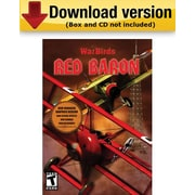 Warbirds Red Baron 2012 for Windows/Mac