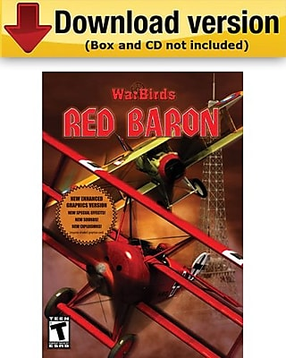 Warbirds Red Baron 2012 for Windows (1-User) [Download]