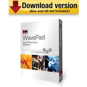 Wavepad for Windows (1-User) [Download]