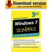 Windows 7 For Dummies - 6 Month Access for Windows (1-User) [Download]